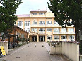 鳥取市立日進小学校の画像1