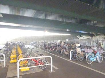 椎名橋自転車置場の画像1