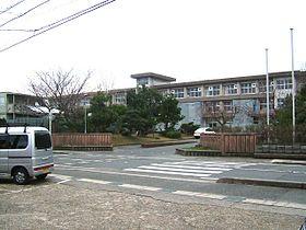 鳥取市立湖東中学校の画像1