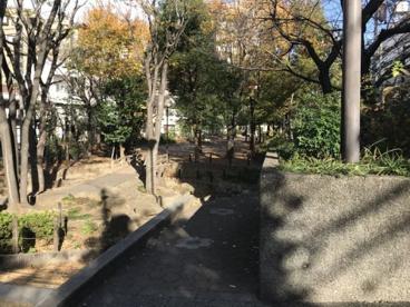 渋谷区立 幡ヶ谷第三公園の画像1