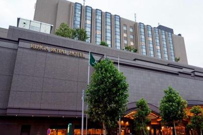 リーガロイヤルホテル東京の画像1