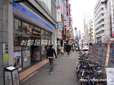 ローソン 西新宿小滝橋通店の画像2