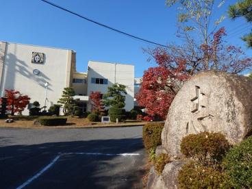 瀬戸市立品野中学校の画像1