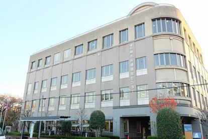 昭島市 保健福祉センターの画像1
