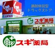 スギ薬局厚木愛甲店