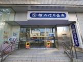 横浜信用金庫 野毛町店
