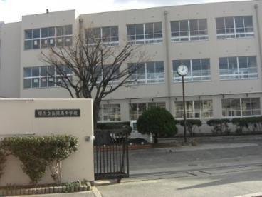 堺市立金岡南中学校の画像1