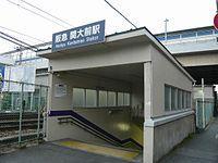 関大前駅の画像1