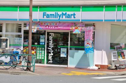 ファミリーマート目白駅前店の画像1