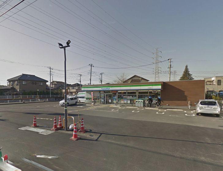 ファミリーマート川口伊刈店の画像