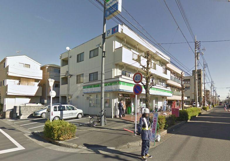 ファミリーマート川口芝東店の画像