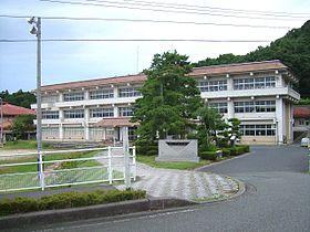 鳥取市立宮ノ下小学校の画像1