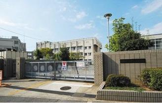 深井中央中学校の画像1