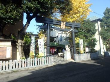 菊名神社の画像1
