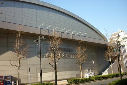 新横浜スケートセンターの画像1