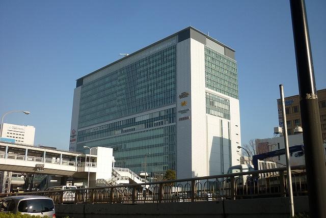 新横浜駅の画像