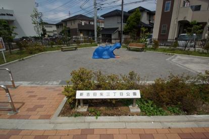 新吉田東三丁目公園の画像1