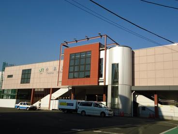 小机駅の画像1