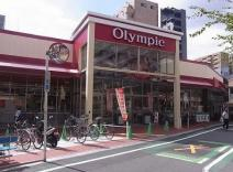 Olympic 西尾久店