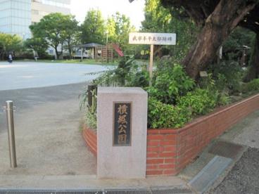 横堀公園の画像1