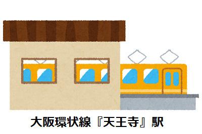 天王寺駅の画像1