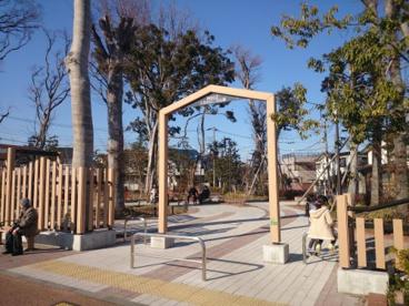 土支田なごみ公園の画像1