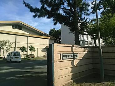 甲府市立西中学校の画像2