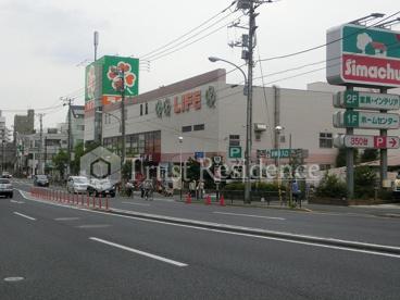 ライフ深川猿江店の画像1