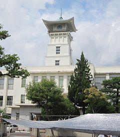 高知県立高知追手前高等学校の画像1