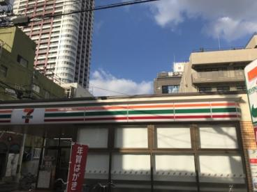 セブン-イレブン大阪鶴野東店の画像1