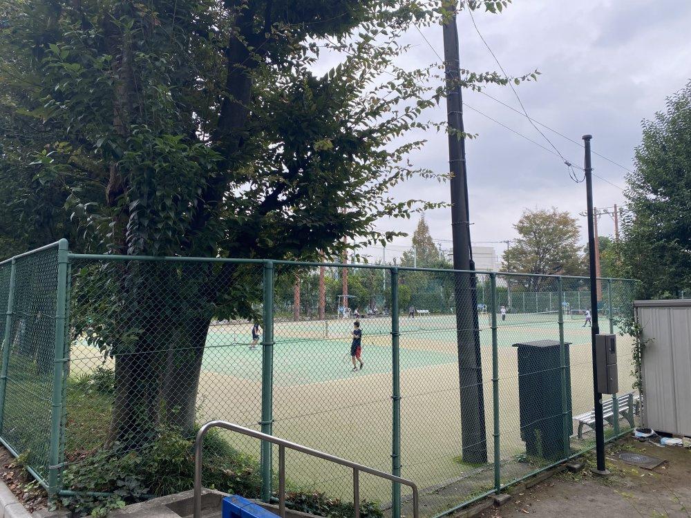 竹早テニスコート