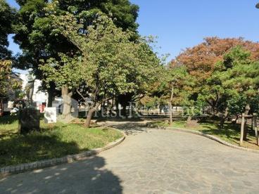 仙台堀川公園(西端)の画像1