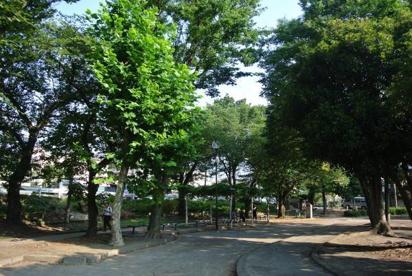 中丸子緑道 中丸子付近の画像1