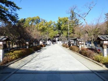 武田神社の画像3