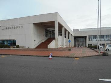 鳥屋野総合体育館の画像1