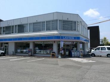 ローソン高知南川添店の画像1