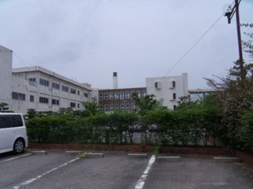 津市立朝陽中学校の画像1