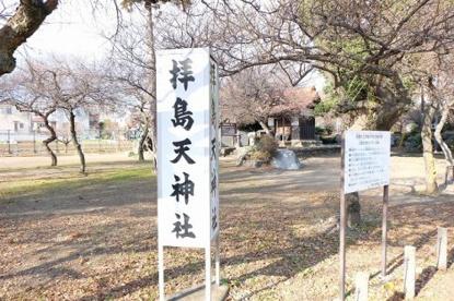 拝島天神社の画像1
