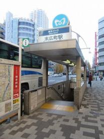 サンクス 神田末広店の画像1