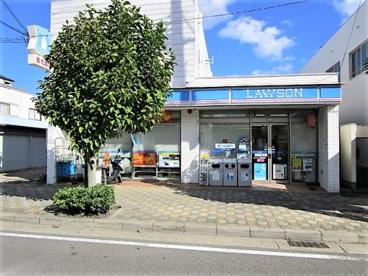 ローソン 西新町店の画像1
