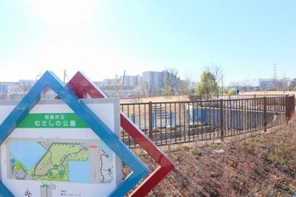 昭島市立むさしの公園の画像1