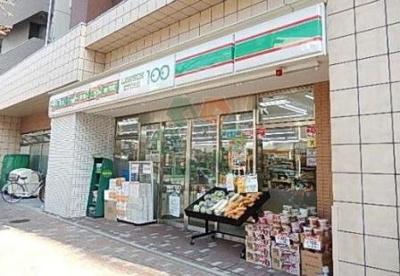 ローソンストア100 江東大島六丁目団地店の画像1