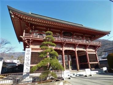 甲斐善光寺の画像1