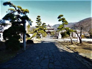 甲斐善光寺の画像2