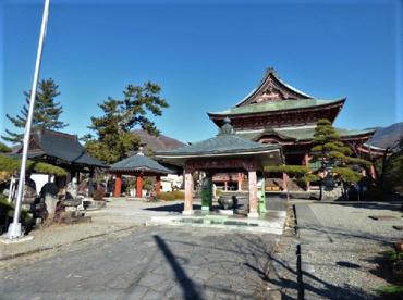 甲斐善光寺の画像3