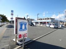 ローソン 昭和清水新居店