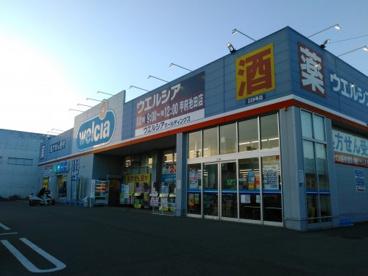 ウエルシア 甲府池田店の画像1