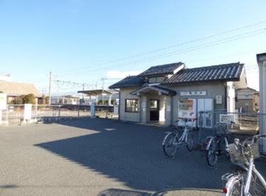 身延線国母駅の画像1