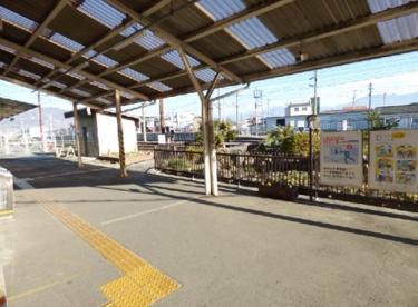 身延線南甲府駅の画像3
