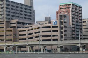 佐世保市交通局アルファ駐車場の画像1